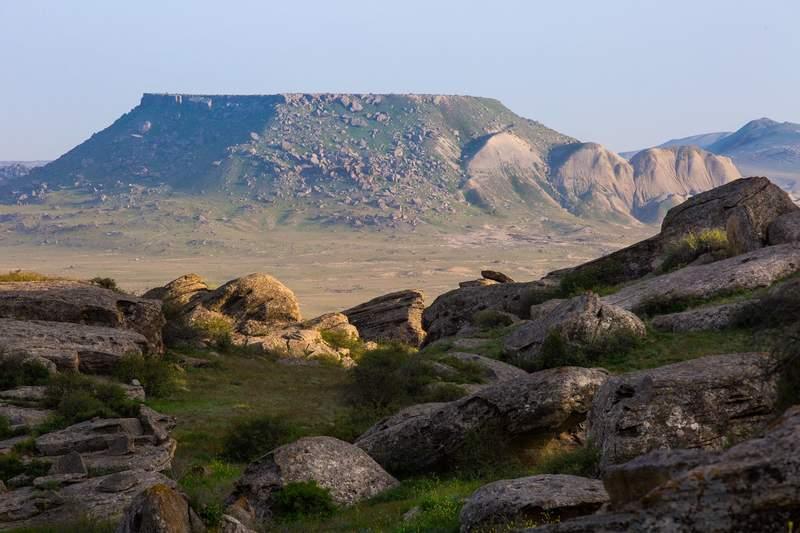 Гора Беюкдаш