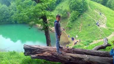 На озере Маралгёль