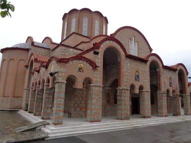 Монастырь Панагия Сумела