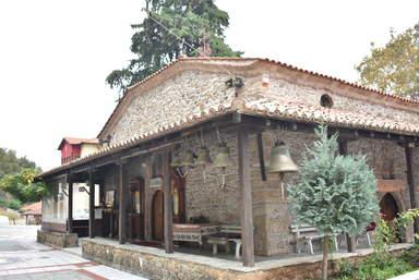 Монастырь панагия Довра