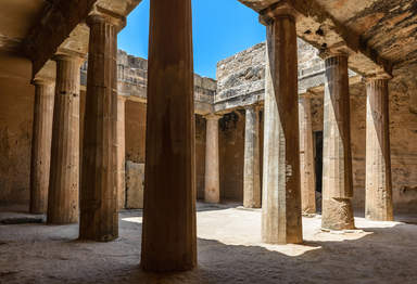 Археологический парк «Гробницы королей»