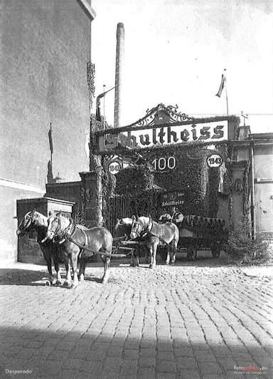Schultheiss-Patzenhofer-Brauerei AG, Abt.
