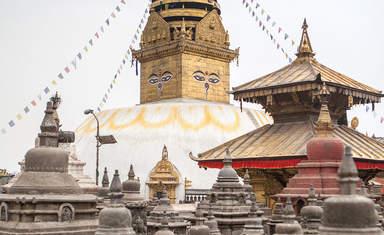 индивидуальная экскурсия  'Обзорная экскурсия по Катманду'