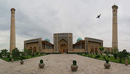 площадь Хаст Имам