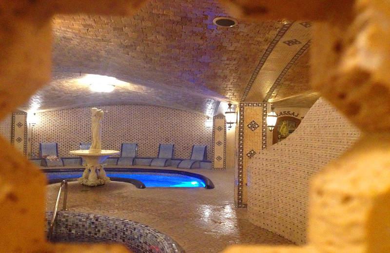 Лучшая баня (хамам) Баку 1