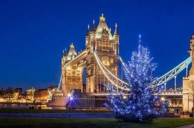 Тур по Лондону