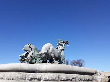 фонтан Гефион