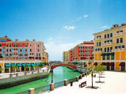 Канат Картье. Маленькая Венеция