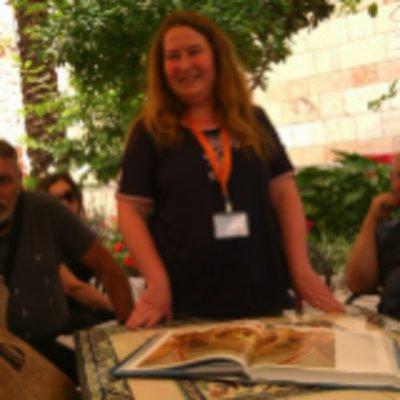 русскоговорящий гид в Израиле - Таня Вишневецкая