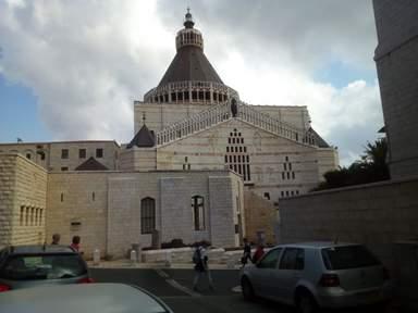 Базилика Рождества в Назарете