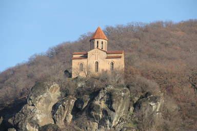 албанский храм 12 века