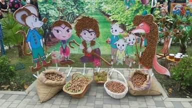 ореховые сады Загаталы