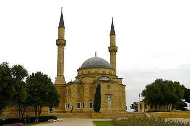 Мечеть в Ленькорани