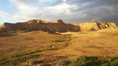 Иудейская пустыня