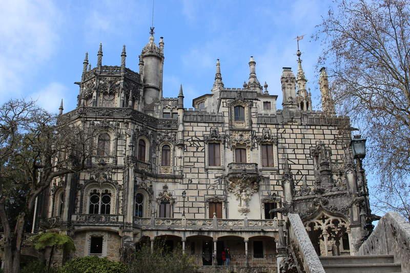 Дворец Монтейро. Кинта Регалейра