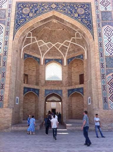 Медресе Барак хан