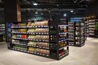 супермаркет в Баку