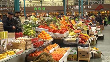 Бакинский рынок