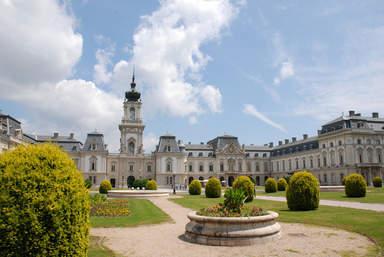 Княжеский дворец в Кестхее