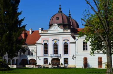 дворец Сиси в Гёдёллё