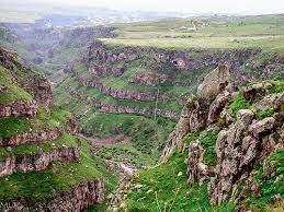 Ущелье реки Касах