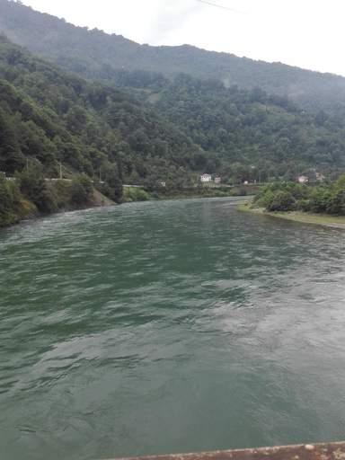 Река ЧОРОХ