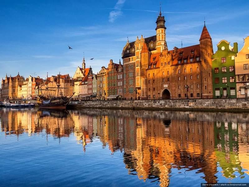 Гданьск - Польша из Калининграда
