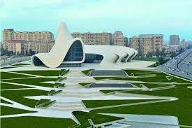 Культурный Центр Гейдара Алиева.