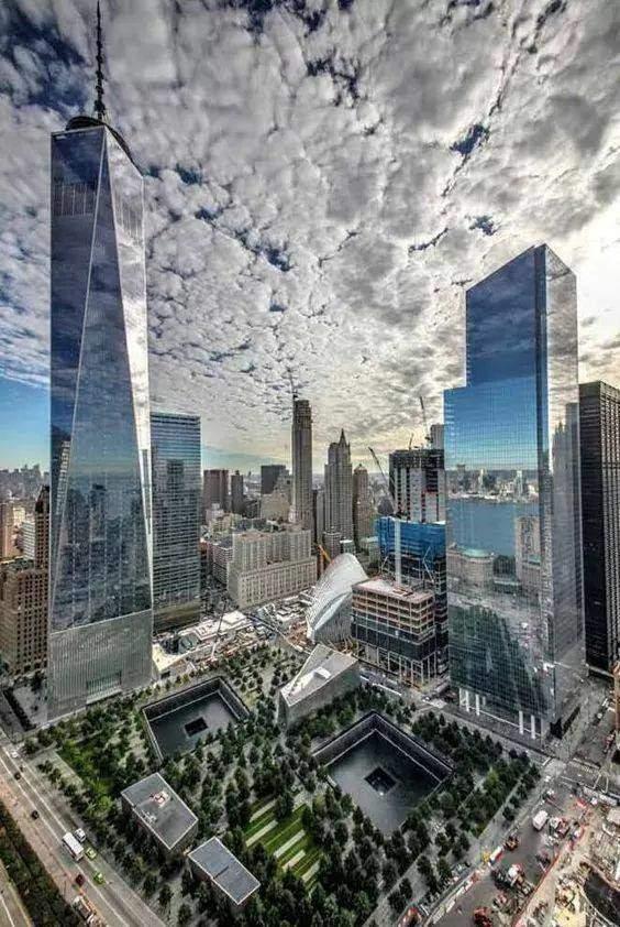 Фридом Товер и 9/11 Мемориал