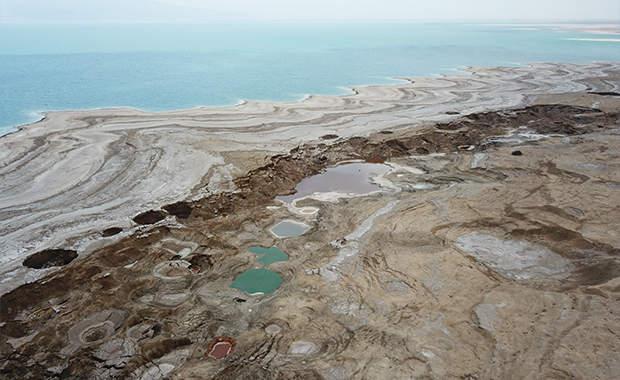 Побережье Мертвого моря