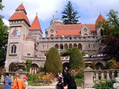 Замок вечной любви в Секешфехерваре