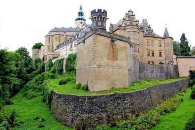 замок Збирог