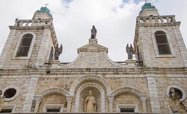 Церковь свадьбы в Кане галилейской