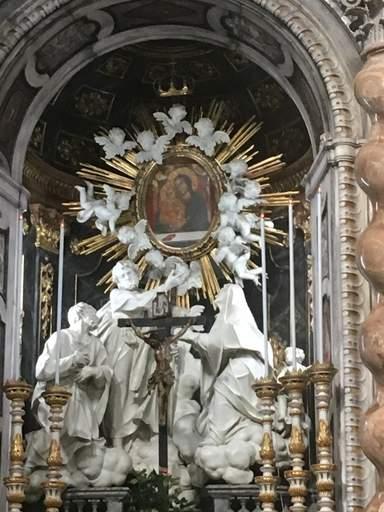 Убранство собора Девы Марии Побережья
