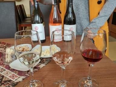 Винное село Арени (с дегустацией вина в винном заводе)