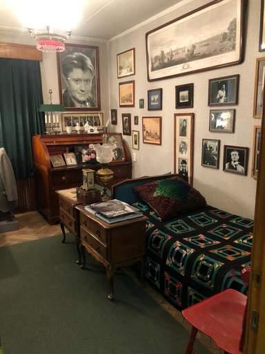 музей-квартира Мироновых
