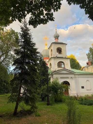 церковь Святого Власия