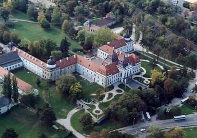 Королевский замок и парк