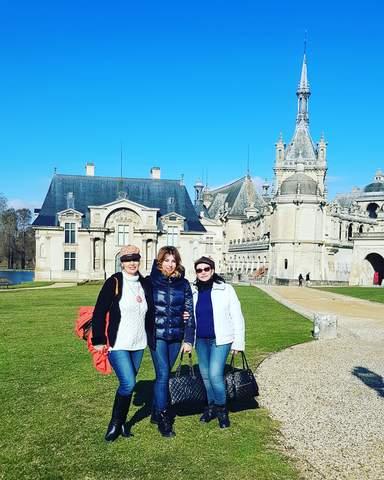 Замок Шантии