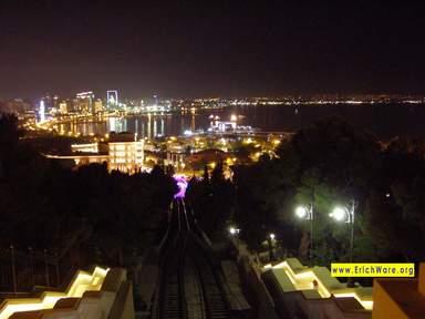 Вид с Нагорного Парка