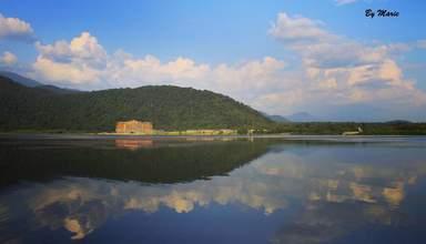 Озеро Нохур Габала