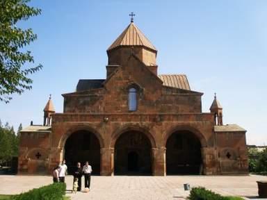 Церковь св. Гаяне