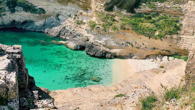 Адриатическое побережье Саленто