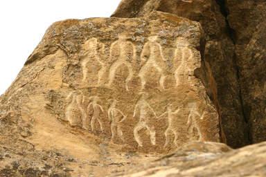 Древний танец Яллы