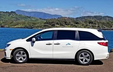 2018 Honda Odyssey mini van
