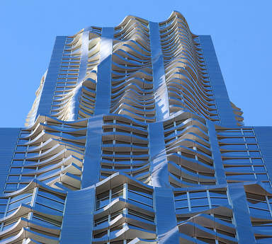 New York by Gehry at 8 Spruce St