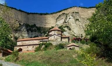 монастырь шио мгвиме