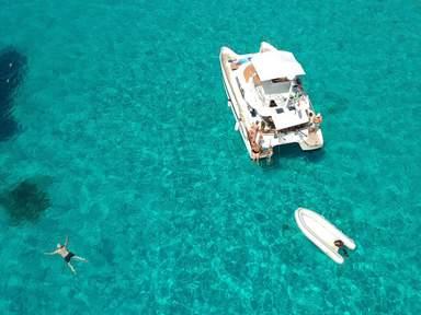индивидуальная экскурсия  'Морская прогулка на катамаране по архипелагу Маддалена.'