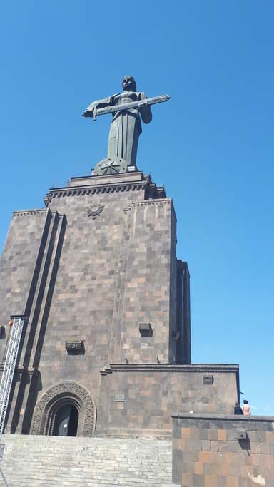 Памятник Мать Армения