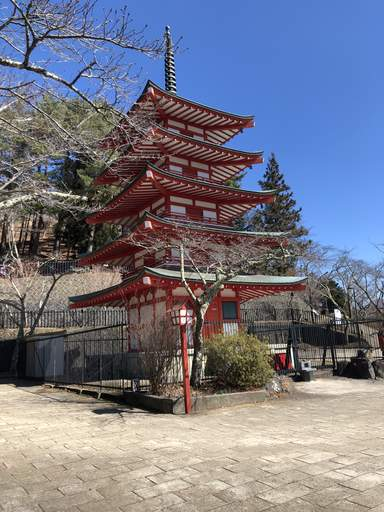 Пагода Чурэйто